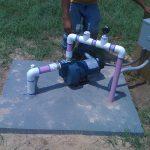 Flint & Walling Commercial Grade pump system.